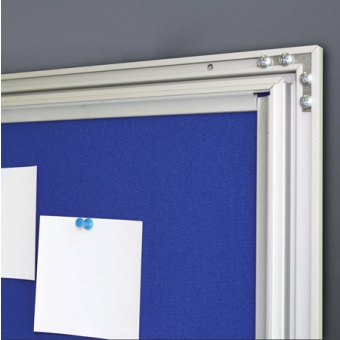 9xA4 Showboard with Felt