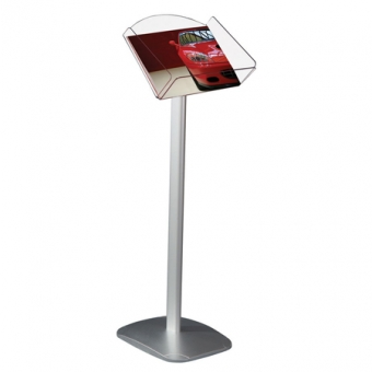 Floorstanding - Decorative Brochure Stand