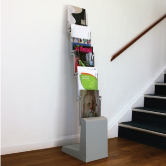 Floorstanding - Spacemaster Brochure Display