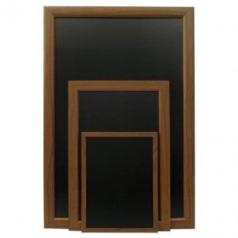 Chalkboards - Budget Framed Chalkboards
