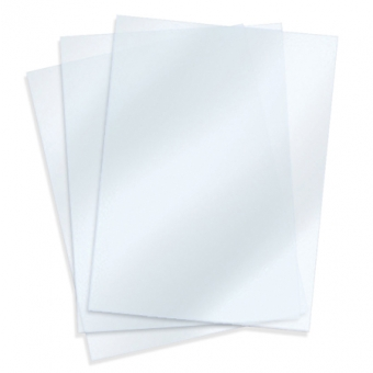 Large Format - Poster Anti-Glare Cover Sheet