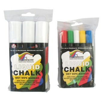 Chalk A-Boards - Liquid Chalk Pens