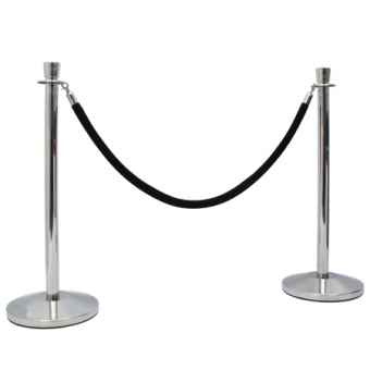 Rope & Barrier Systems - Pole and Rope Barrier 'Pole'